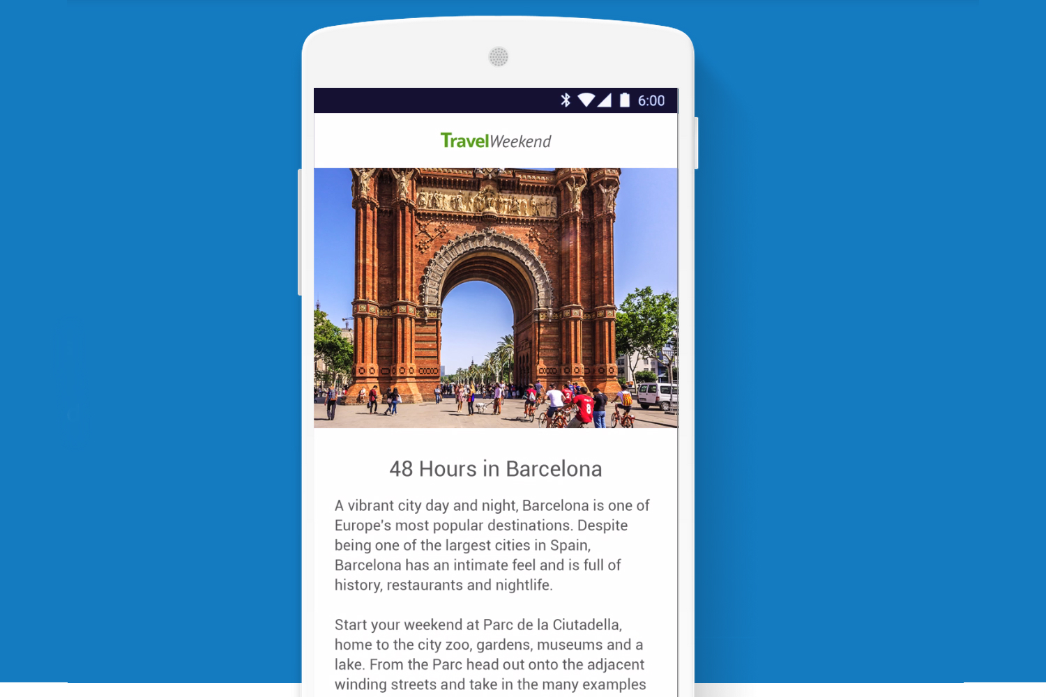 Google themes barcelona - Google Accelerated Mobile Pages Amp
