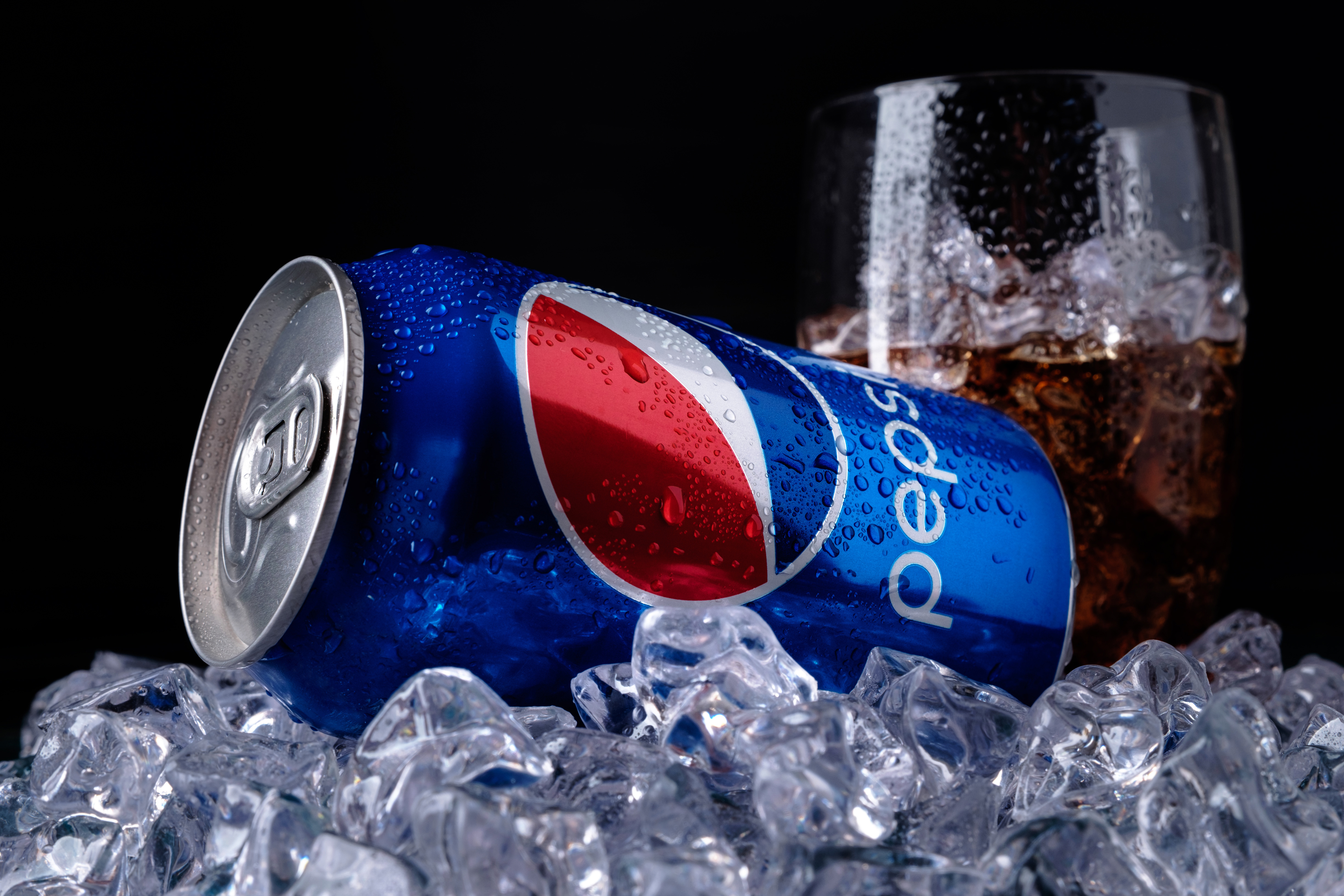 the pepsi phone is real and heres what it looks like ice cold