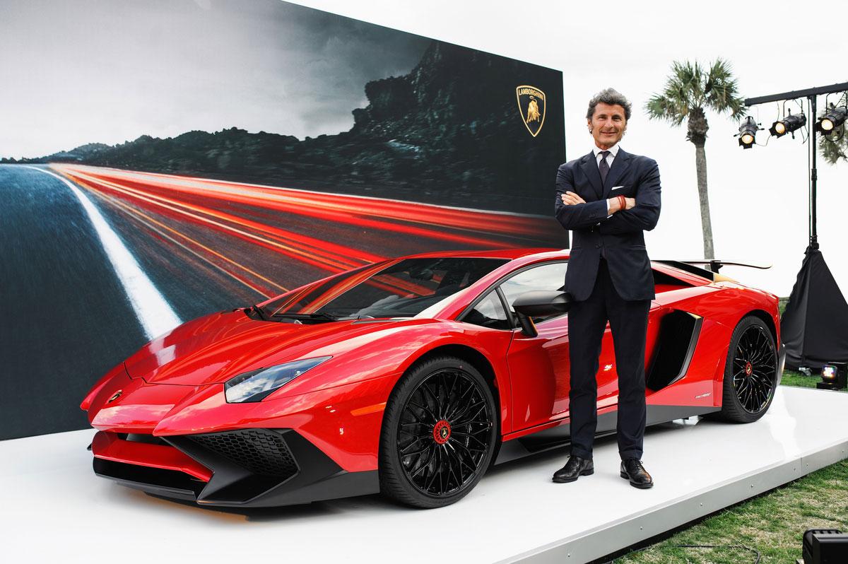 Lamborghini CEO Stephan Winkelmann Steps Down To Run Audis - Audi car wiki