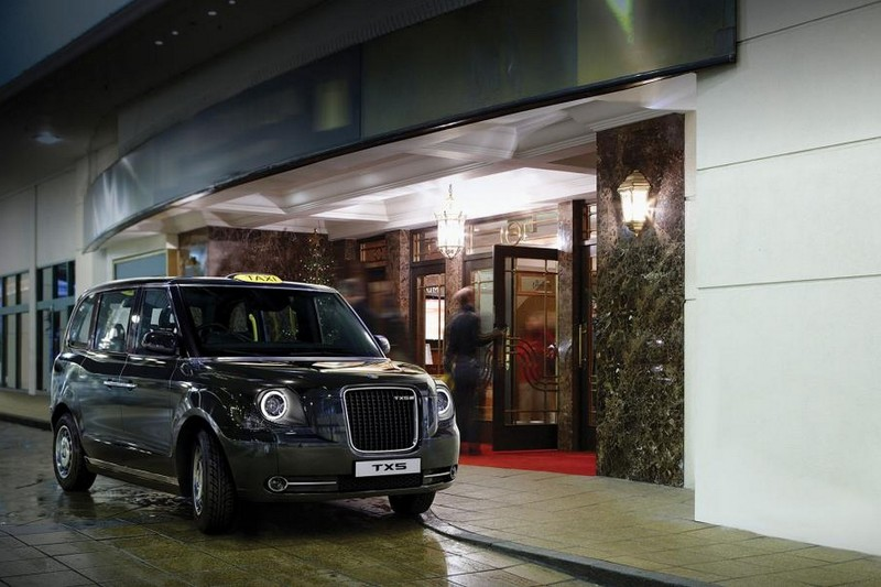 how the london taxi company is bringing the black cab into
