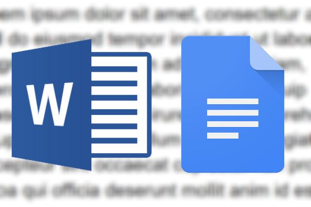 Should You Use Microsoft Word Or Google Docs – Microsoft Word