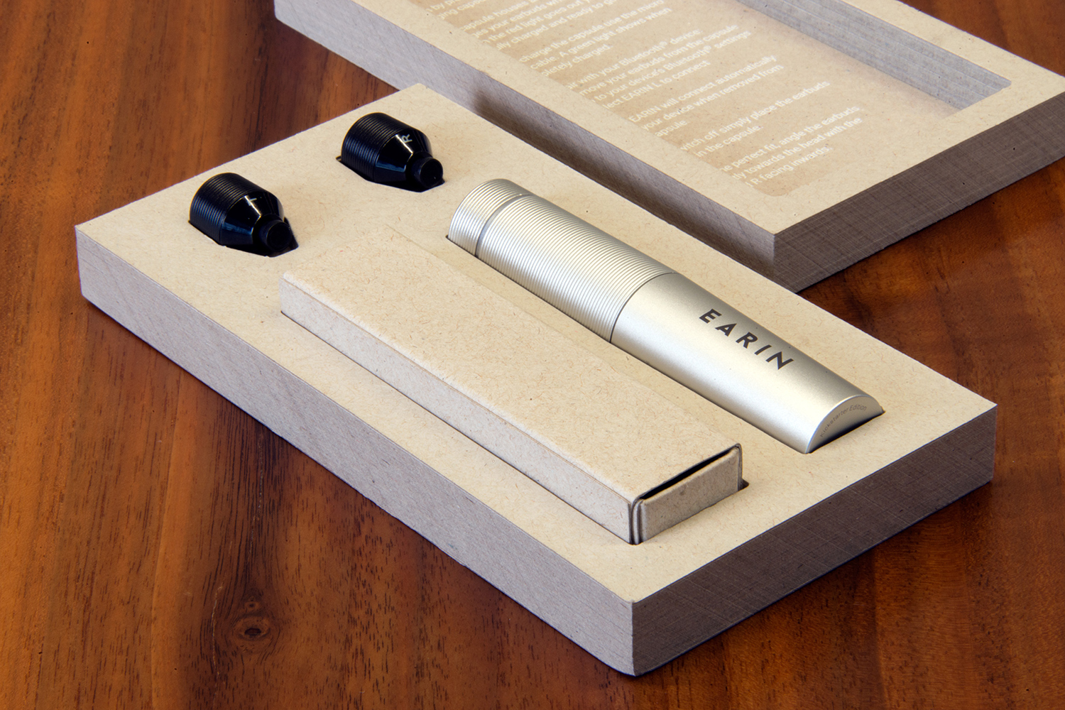 Earin Wireless Earbuds Hands On Review Video   Digital Trends