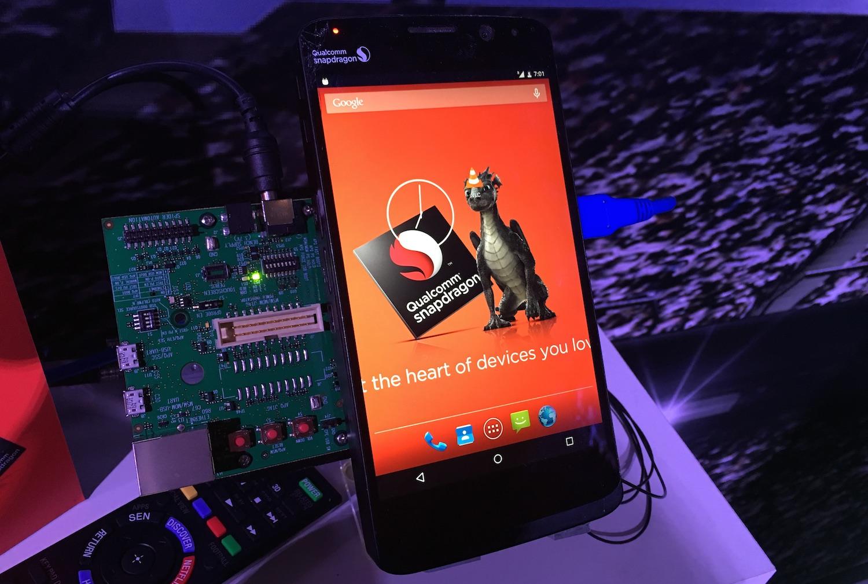 Kết quả hình ảnh cho Qualcomm Snapdragon 820