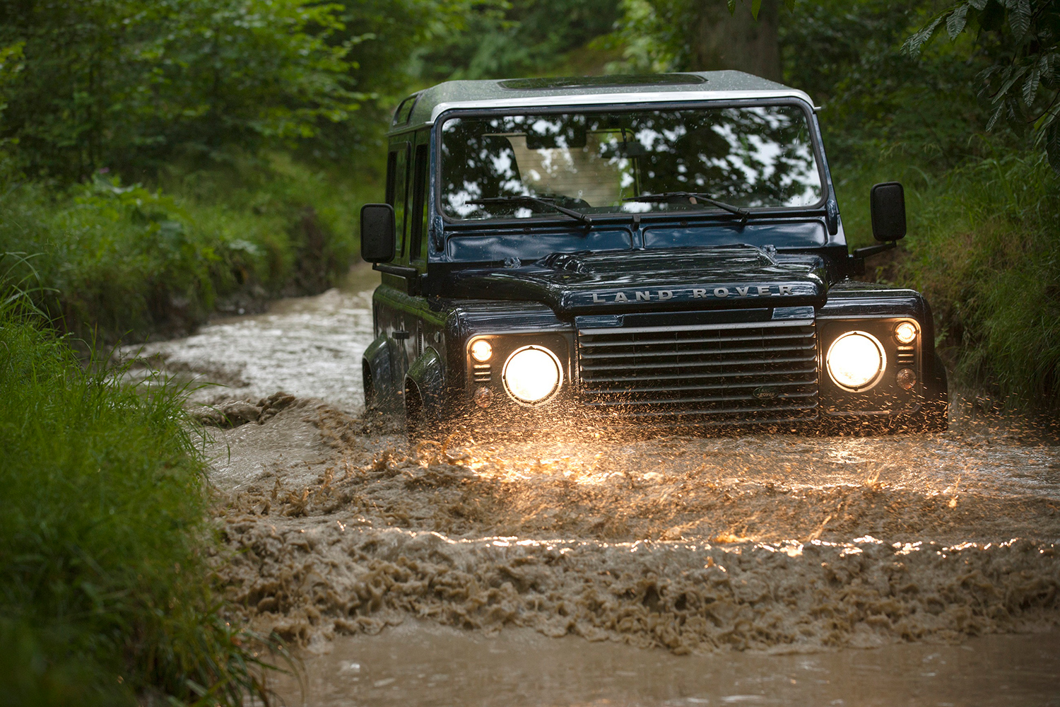 Out With The Old Land Rover S Brand New Defender Will Be