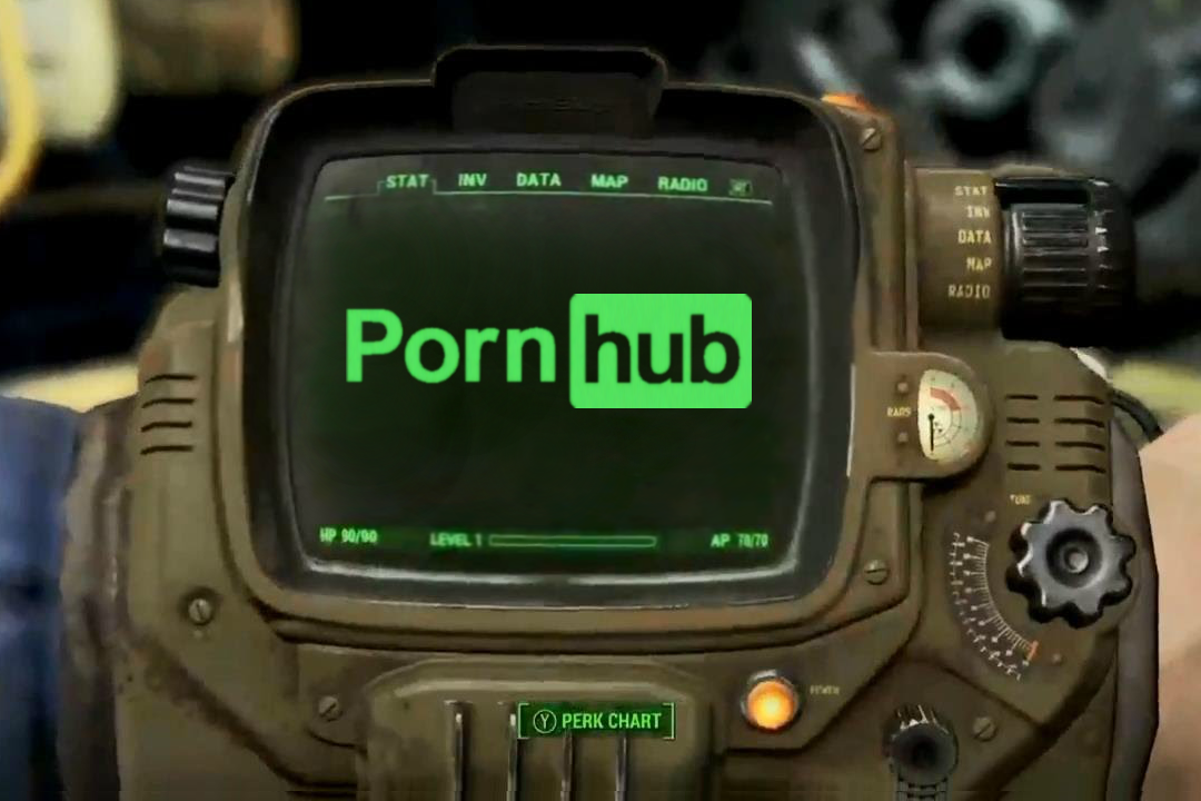 There S Only So Much Time In The Day Pornhub Reports Traffic Drop On Fallout 4 Launch