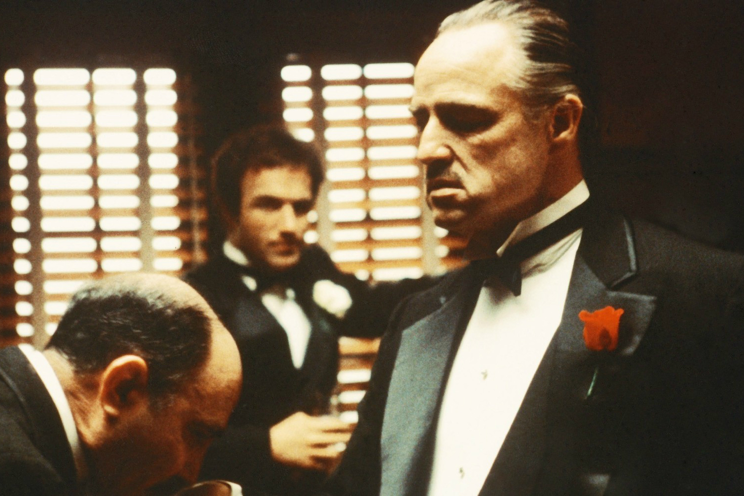 the story of the corleone family in the godfather a film by francis ford coppola Francis ford coppola turns mario puzo's francis ford coppola's 'the godfather' trilogy on stills, storyboards, a godfather timeline and corleone family.