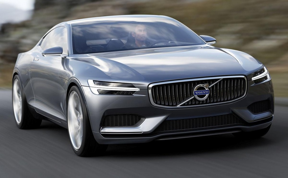 will volvo try to woo enthusiasts with a heritage inspired coupe. Black Bedroom Furniture Sets. Home Design Ideas