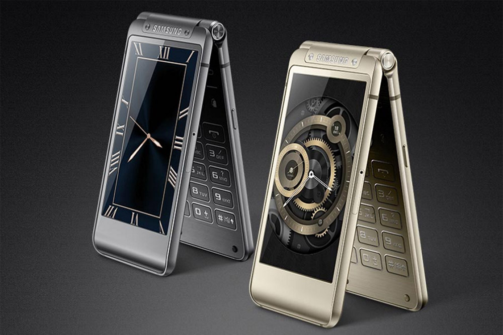 samsung flip phones. samsung w2017 news w201601 flip phones