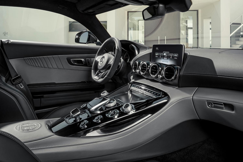 Alfa img showing gt sls amg gt roadster interior - 2016 Mercedes Amg Gt S_002