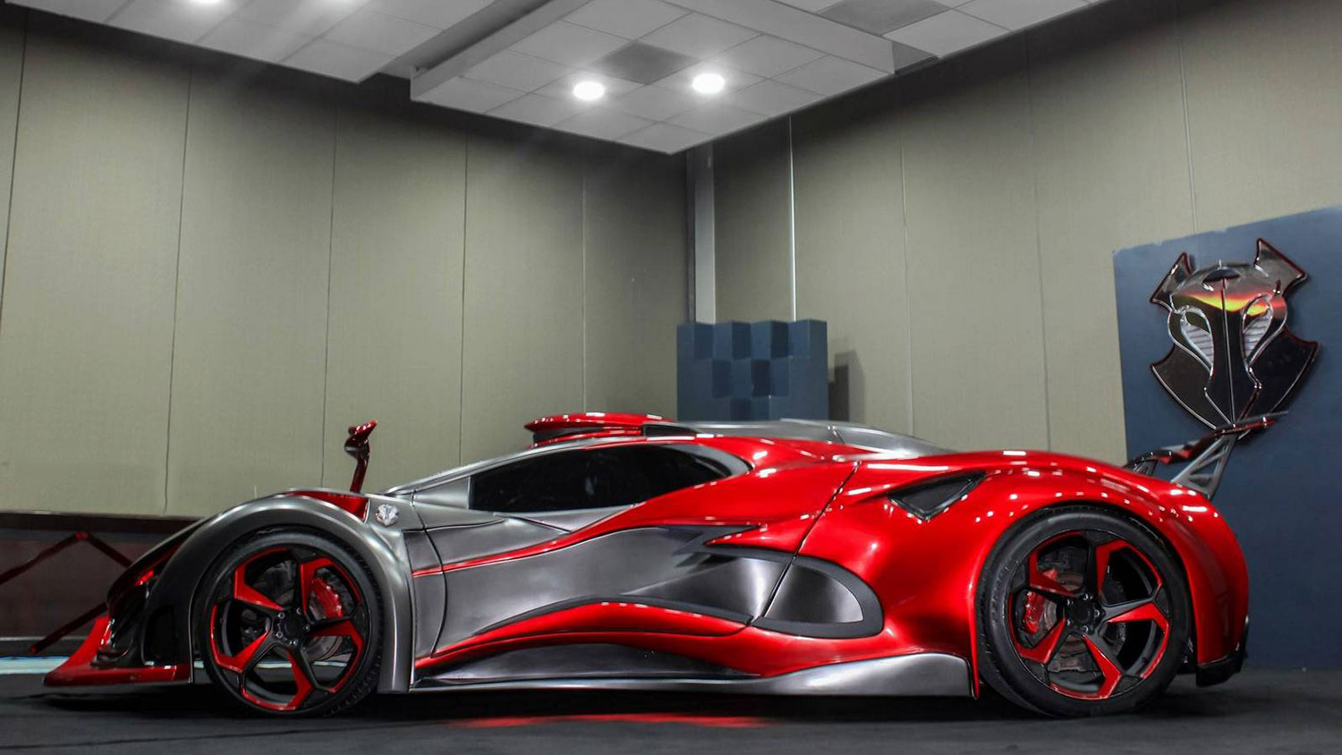 Metal Foam Makes Mexico S Inferno Hypercar Fast Furious Slightly