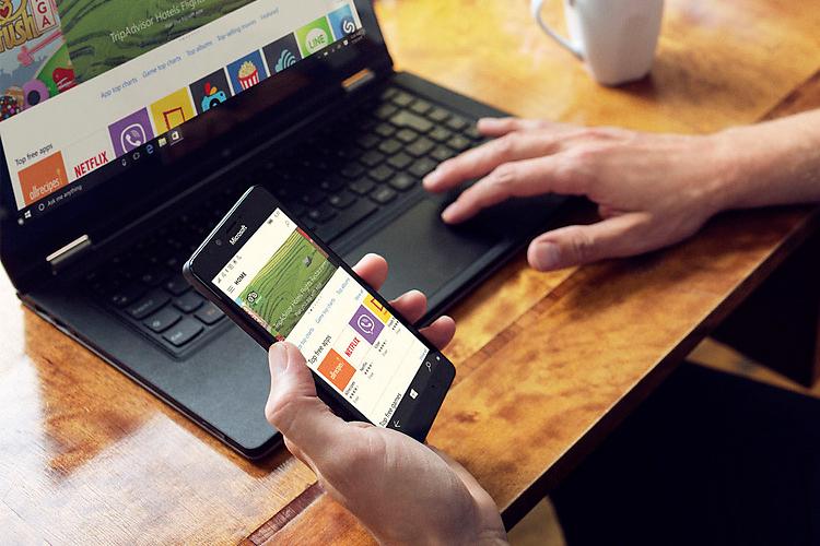 Windows 10 Mobile Finally Adds Fingerprint Scanning | Digital Trends