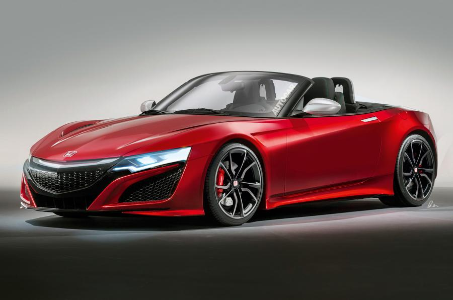 Honda S Performance Rebirth Will Include A New S2000 With Turbocharged Power