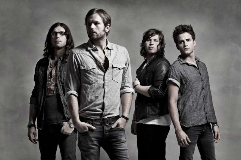 kingsofleon caleb jared nathan matthew band music musica musicians