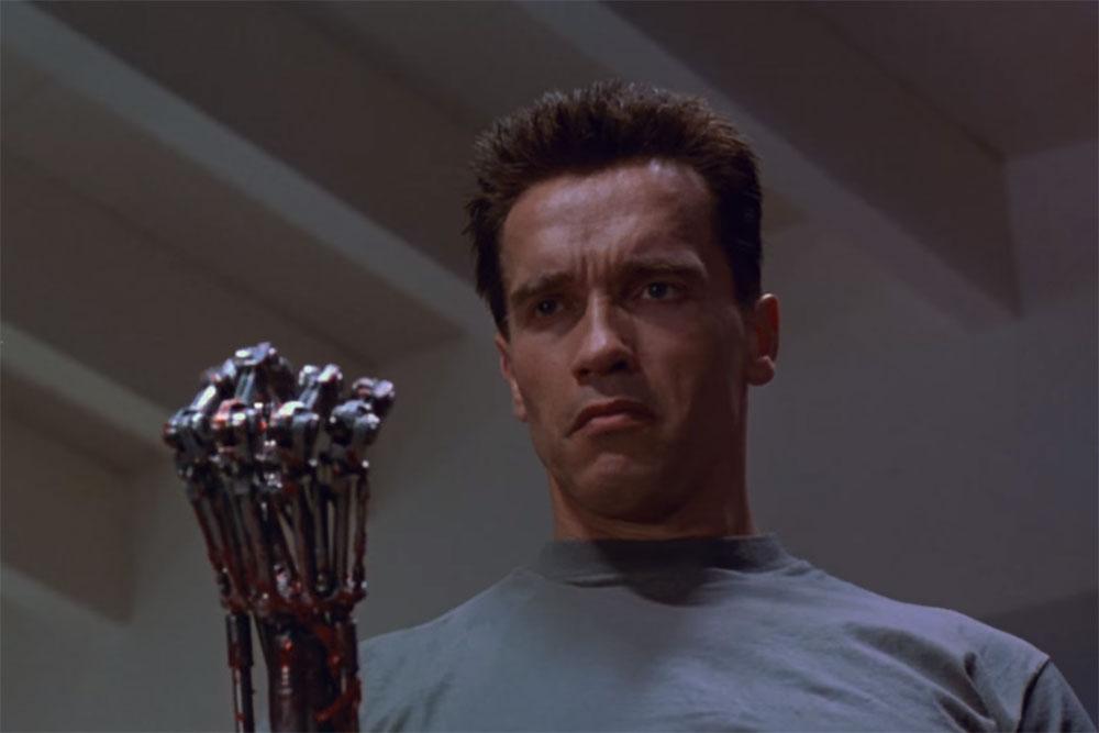 Terminator Room Escape
