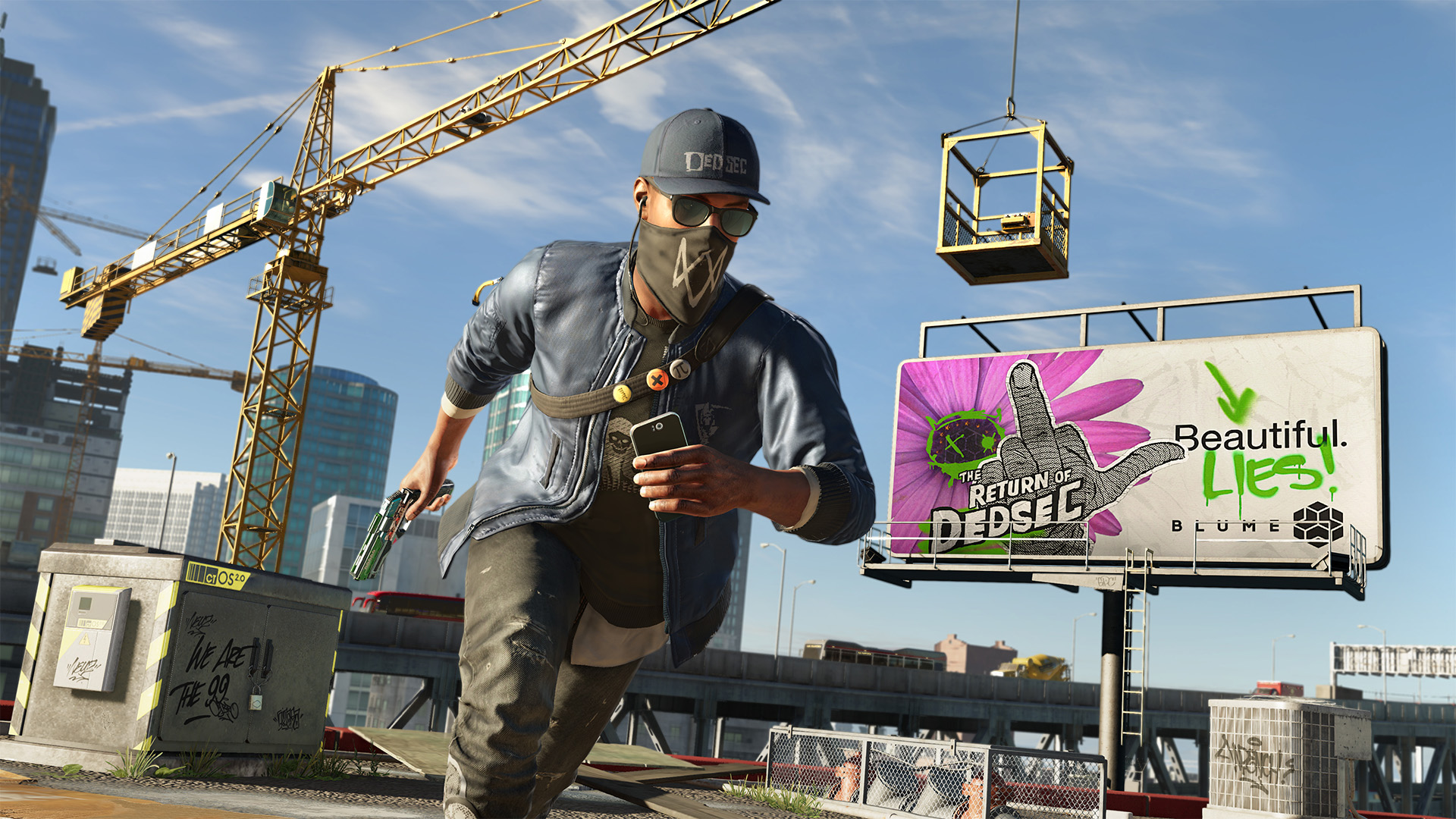 Watch Dogs 2 Gets Full Game Demo