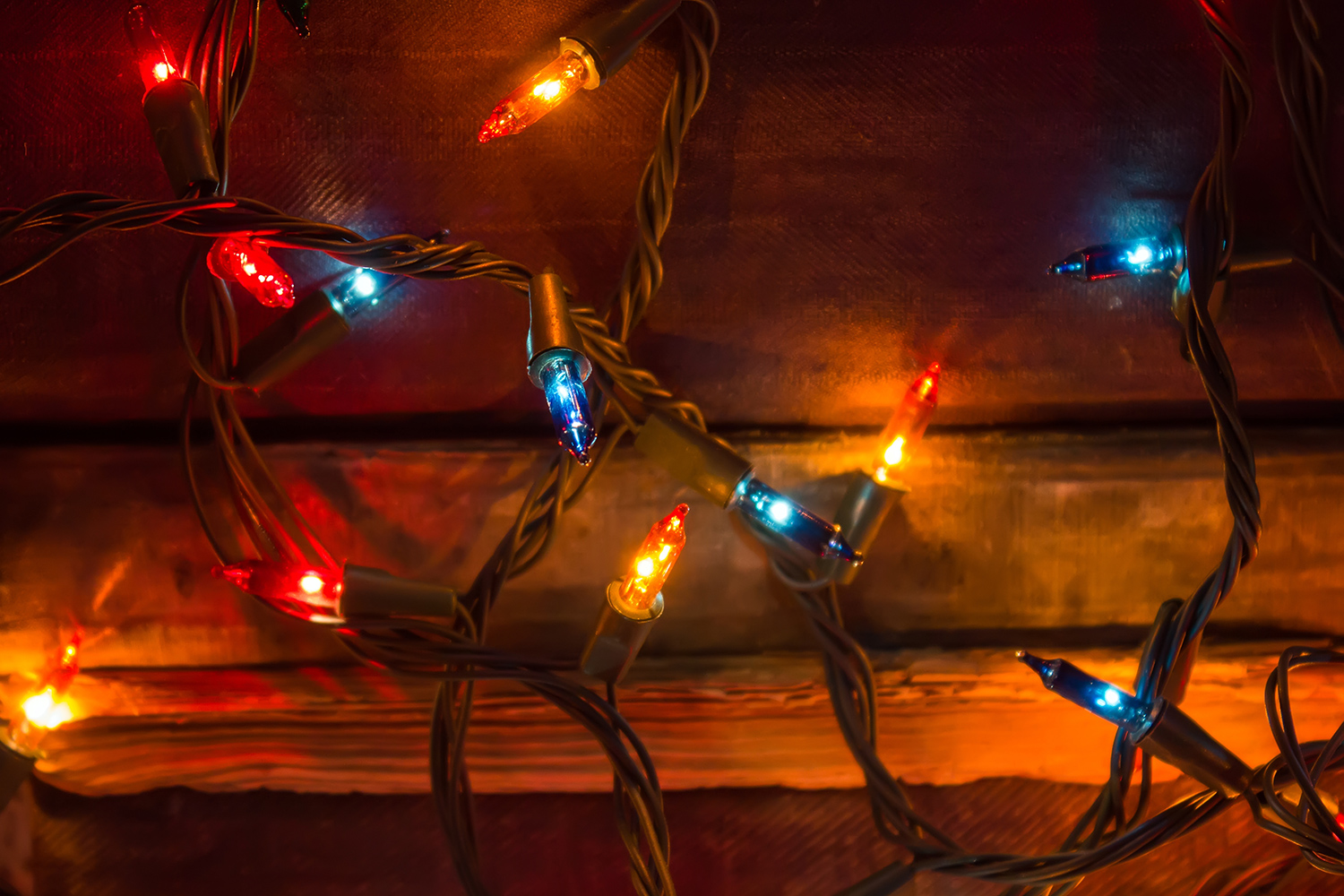 Christmas lights - Your Christmas Lights May Be Slowing Down Your Wi Fi Say Government Grinches