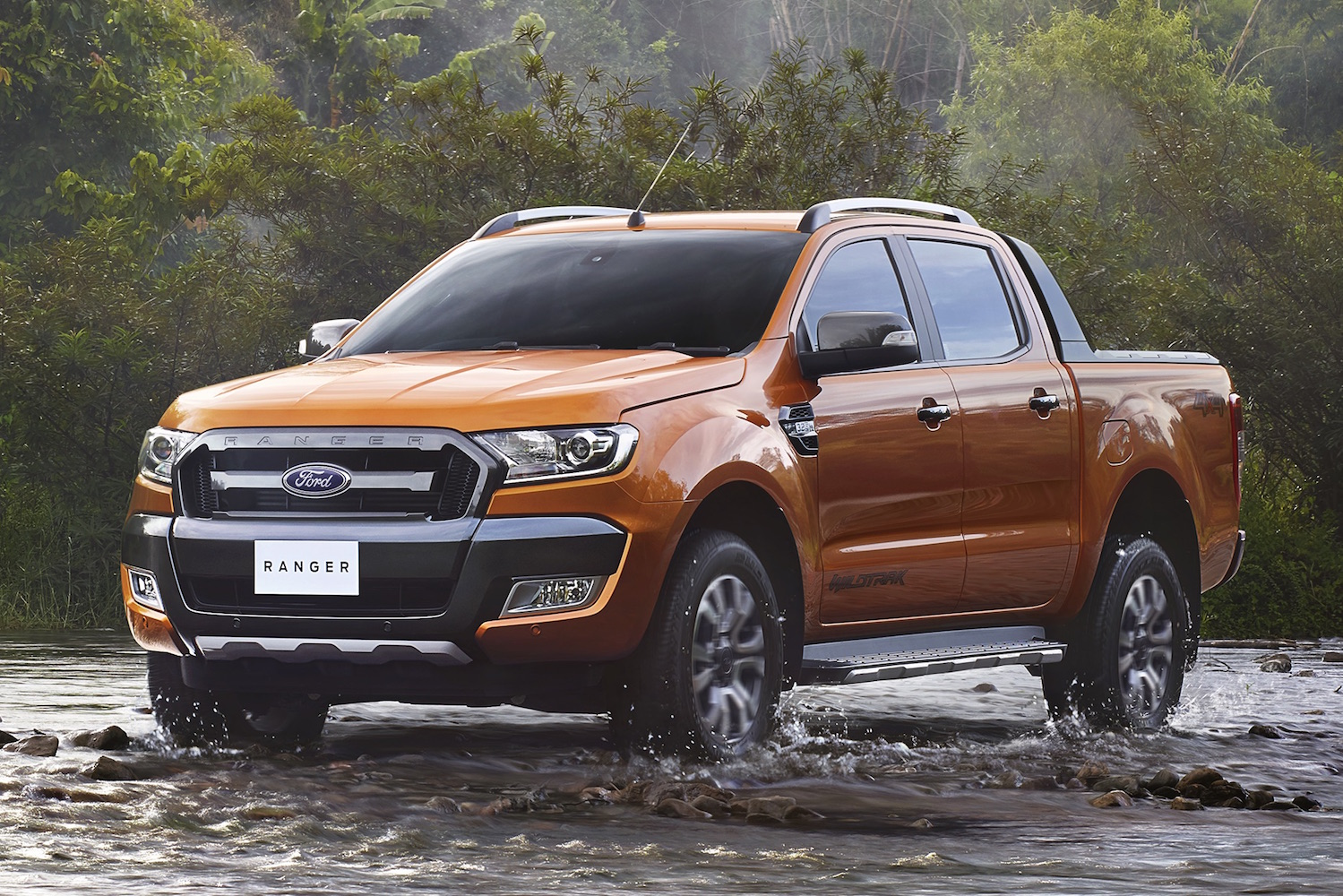 Ford May Outfit Its Ranger Pickup In Raptor Armor Before Unleashing It On The Tacoma TRD