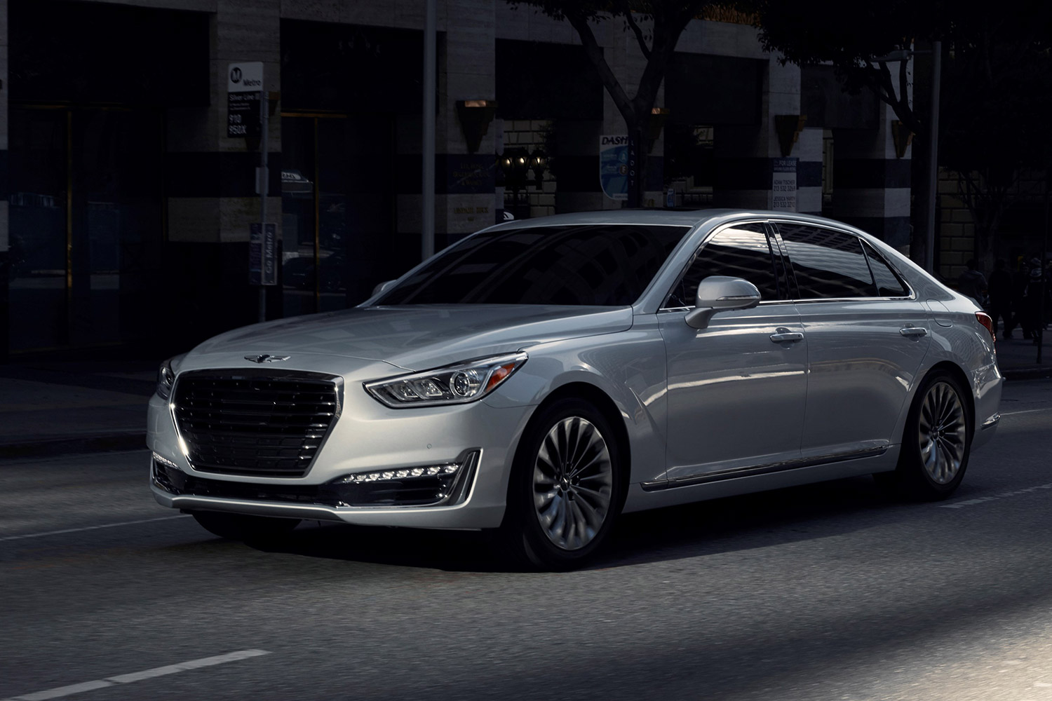 Can Hyundai S Genesis Brand Become A Bmw Alternative
