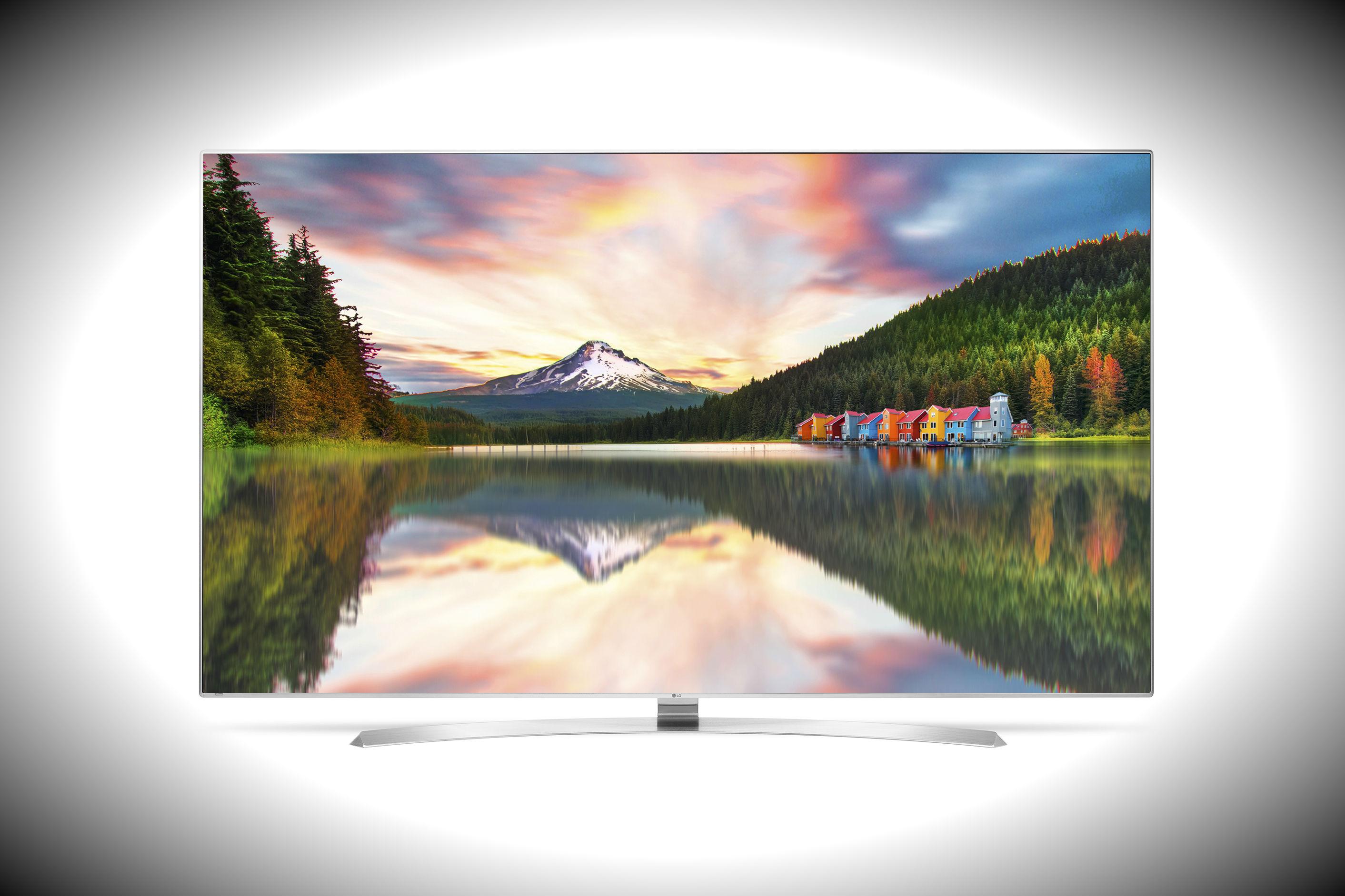 lg 39 new super uhd tv lineup includes 98 inch 8k monster. Black Bedroom Furniture Sets. Home Design Ideas