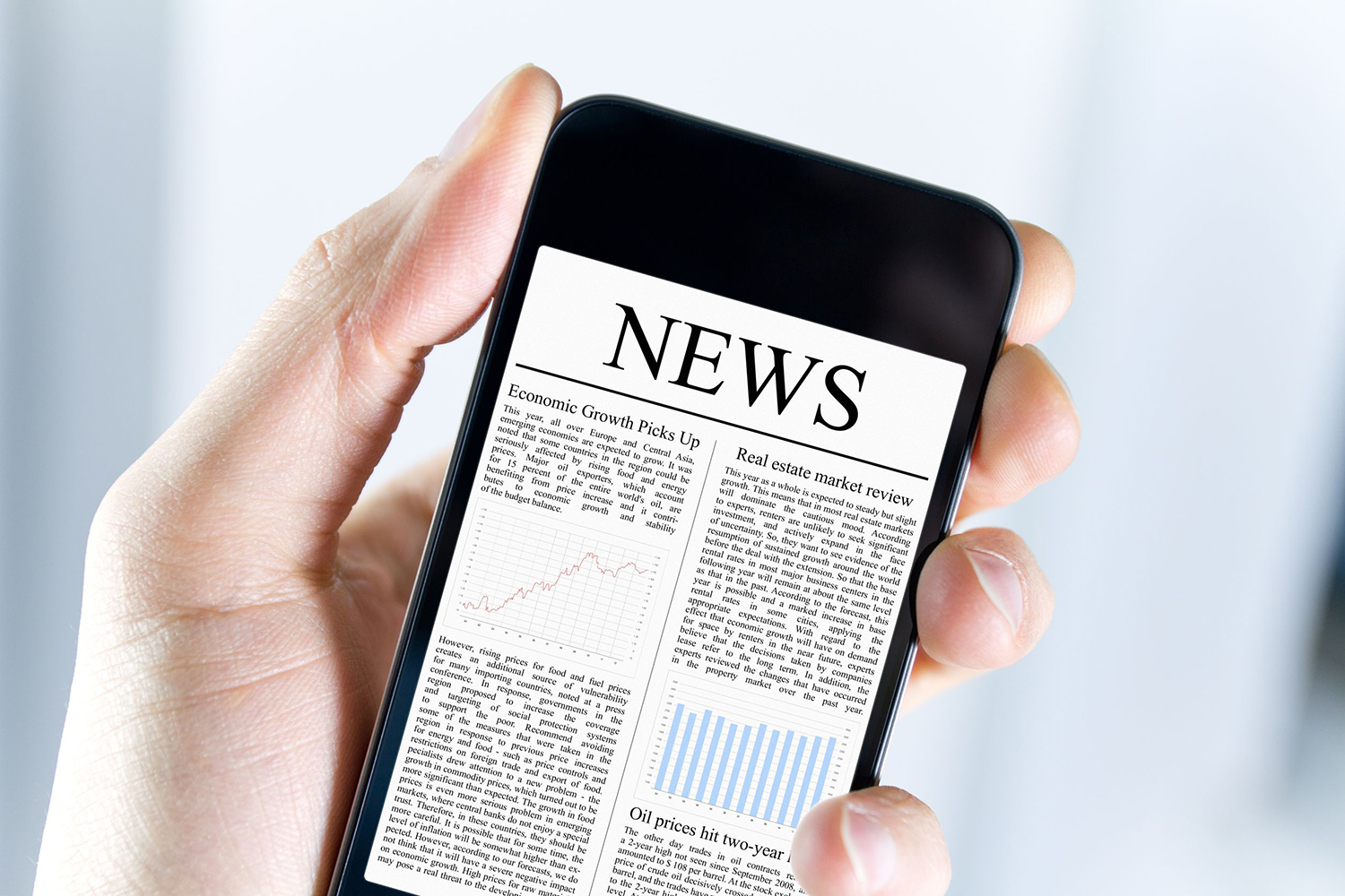 20 Best News Apps For Iphone And Android Digital Trends