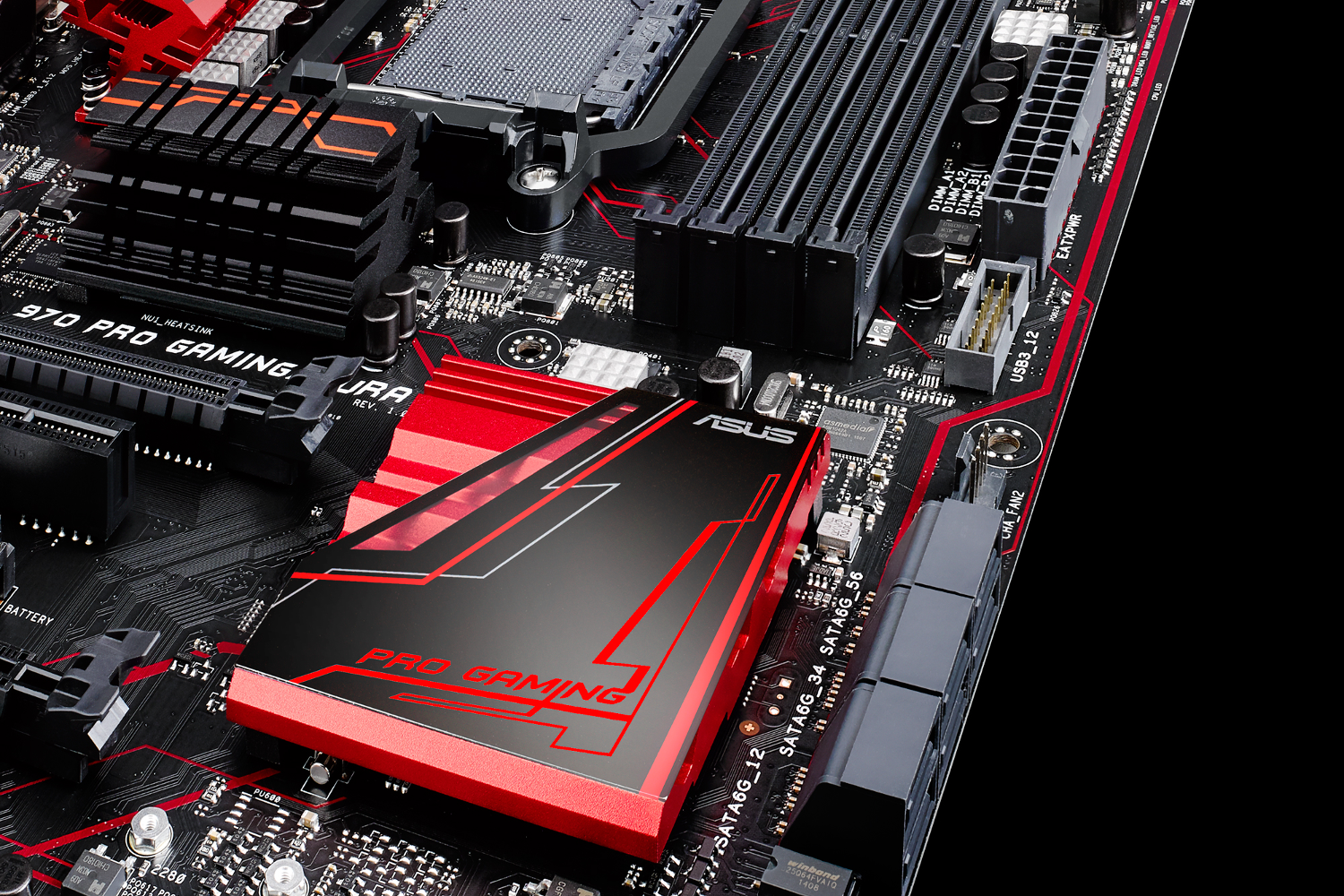 asus fields four new motherboards for 2016 digital trends