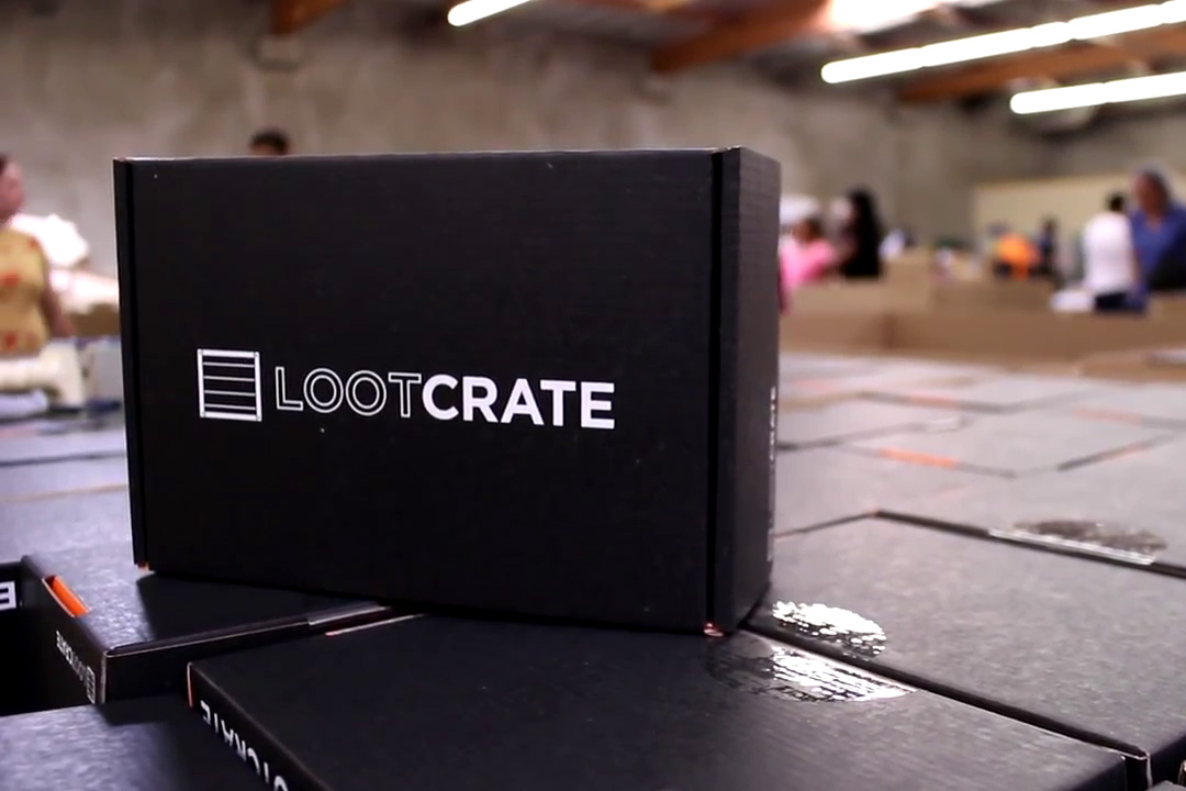 Loot Crate adds all-gaming gift box to subscription lineup