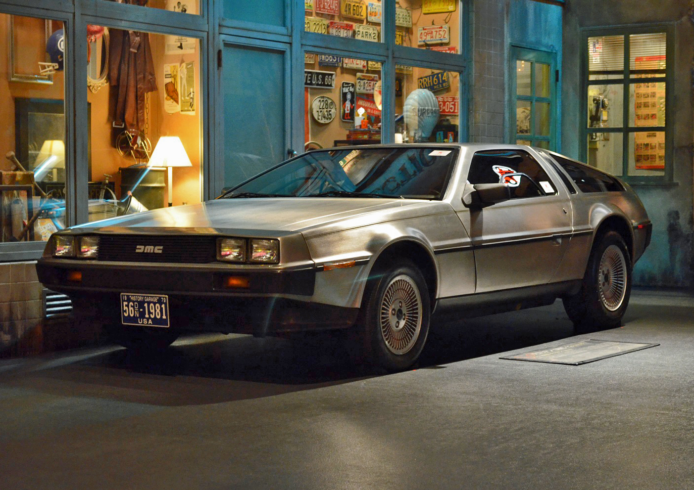 great scott production of the iconic delorean will kick off again in 2017. Black Bedroom Furniture Sets. Home Design Ideas