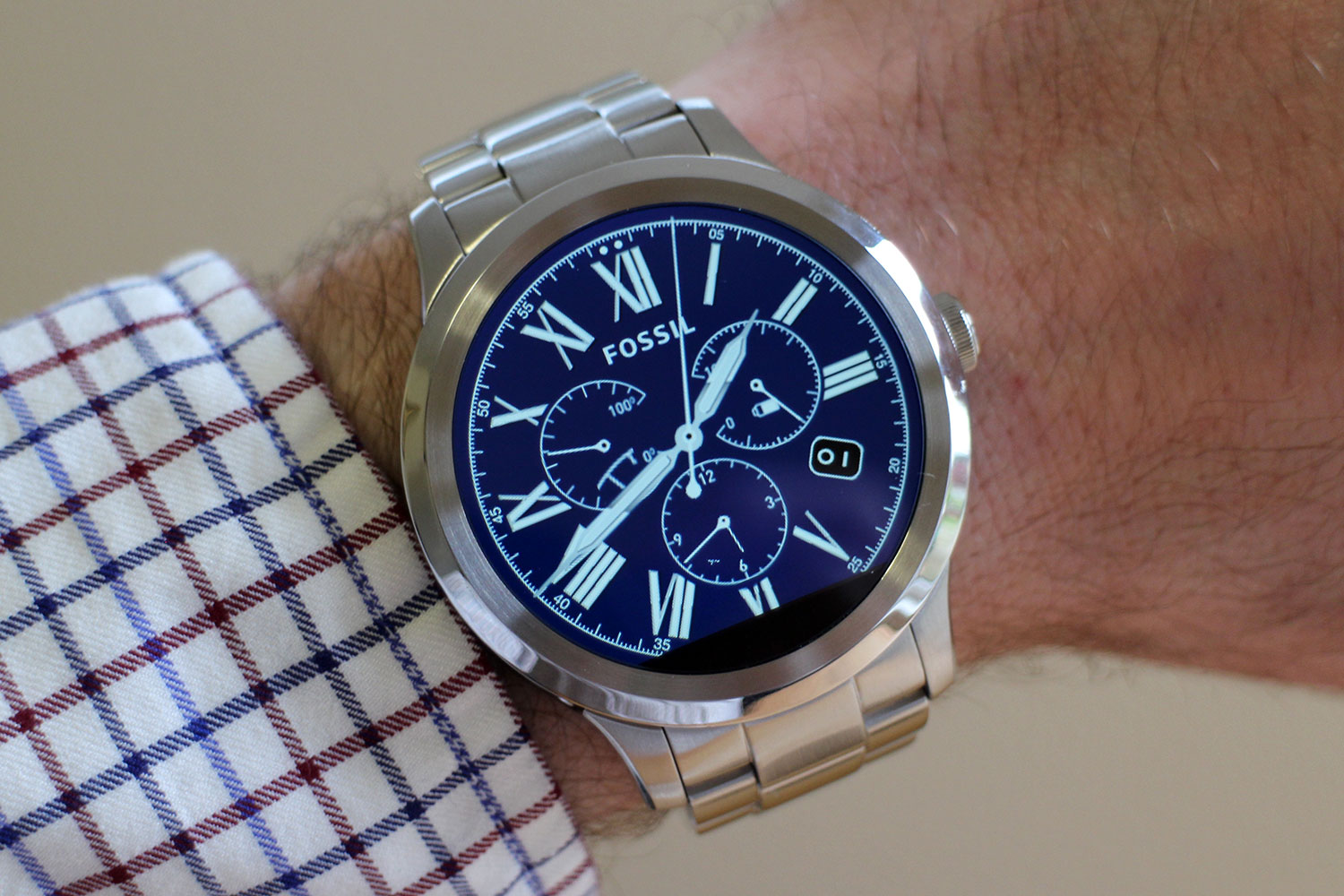 Fossil's Q Founder smartwatch deal is the cheapest way to ...