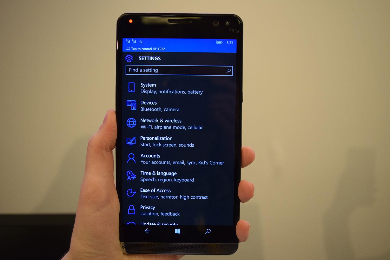 Verizon windows phones coming soon 2016 - Windows Phones Live On As Verizon Starts Selling Last Year S Hp Elite X3