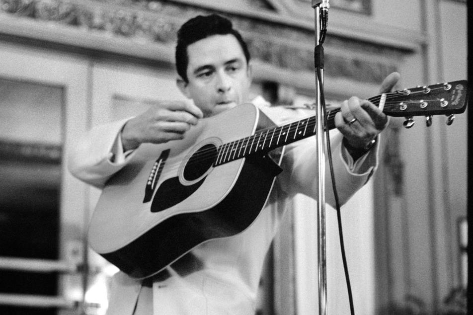 Young Johnny Cash