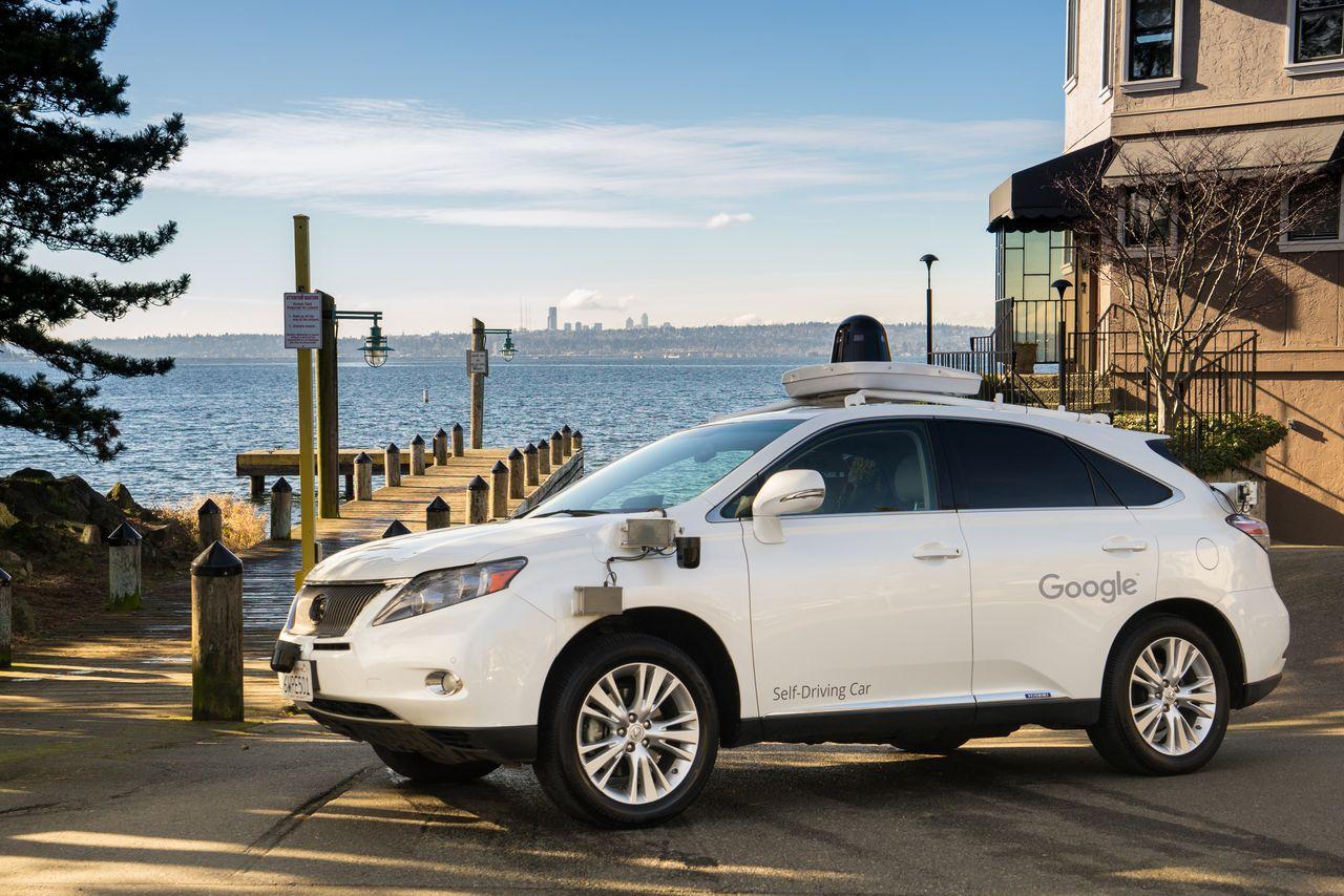Google is Taking Its Robot Car Tests to Washington State