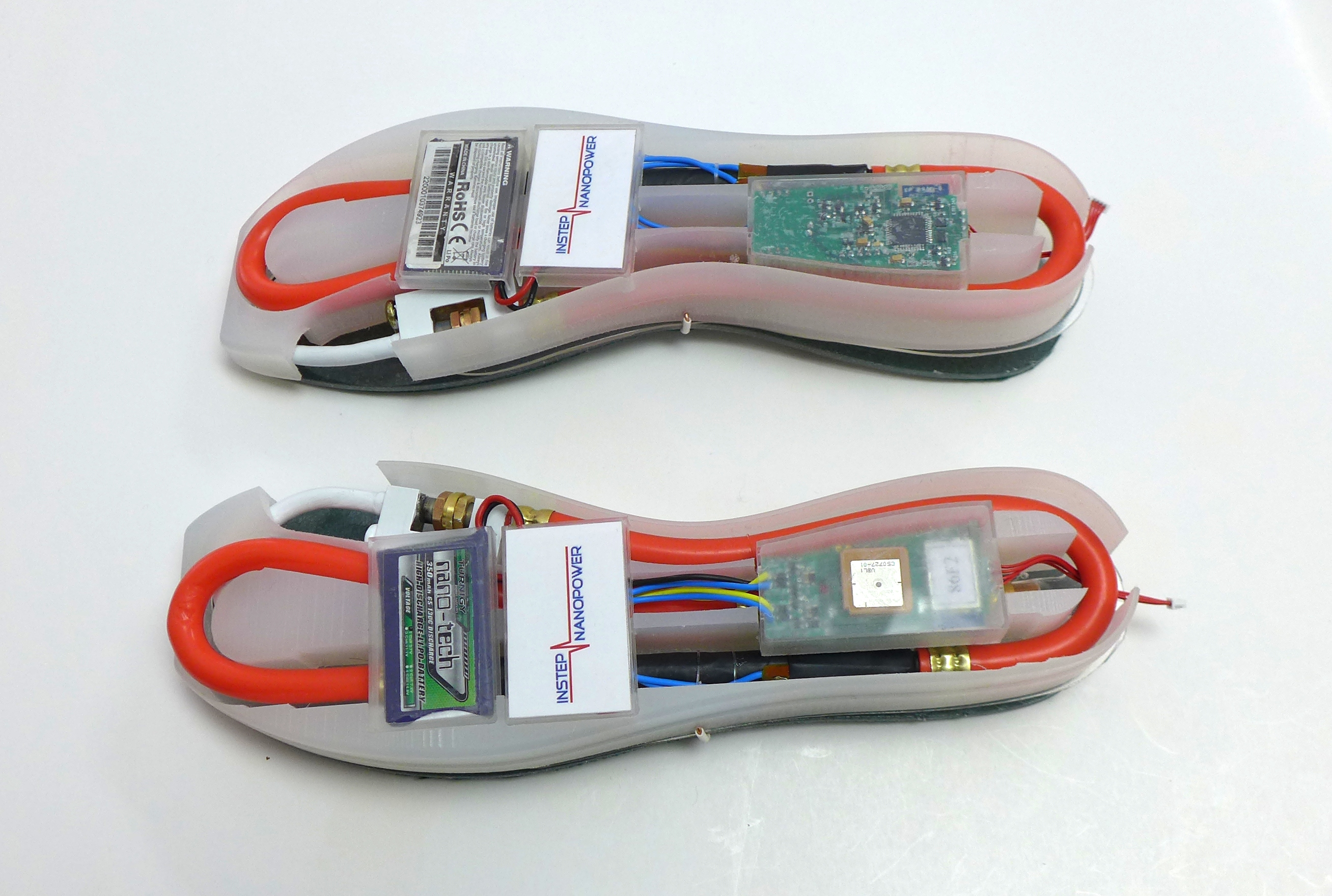 Your Shoe May Be Able To Harvest Energy To Charge Your Phone