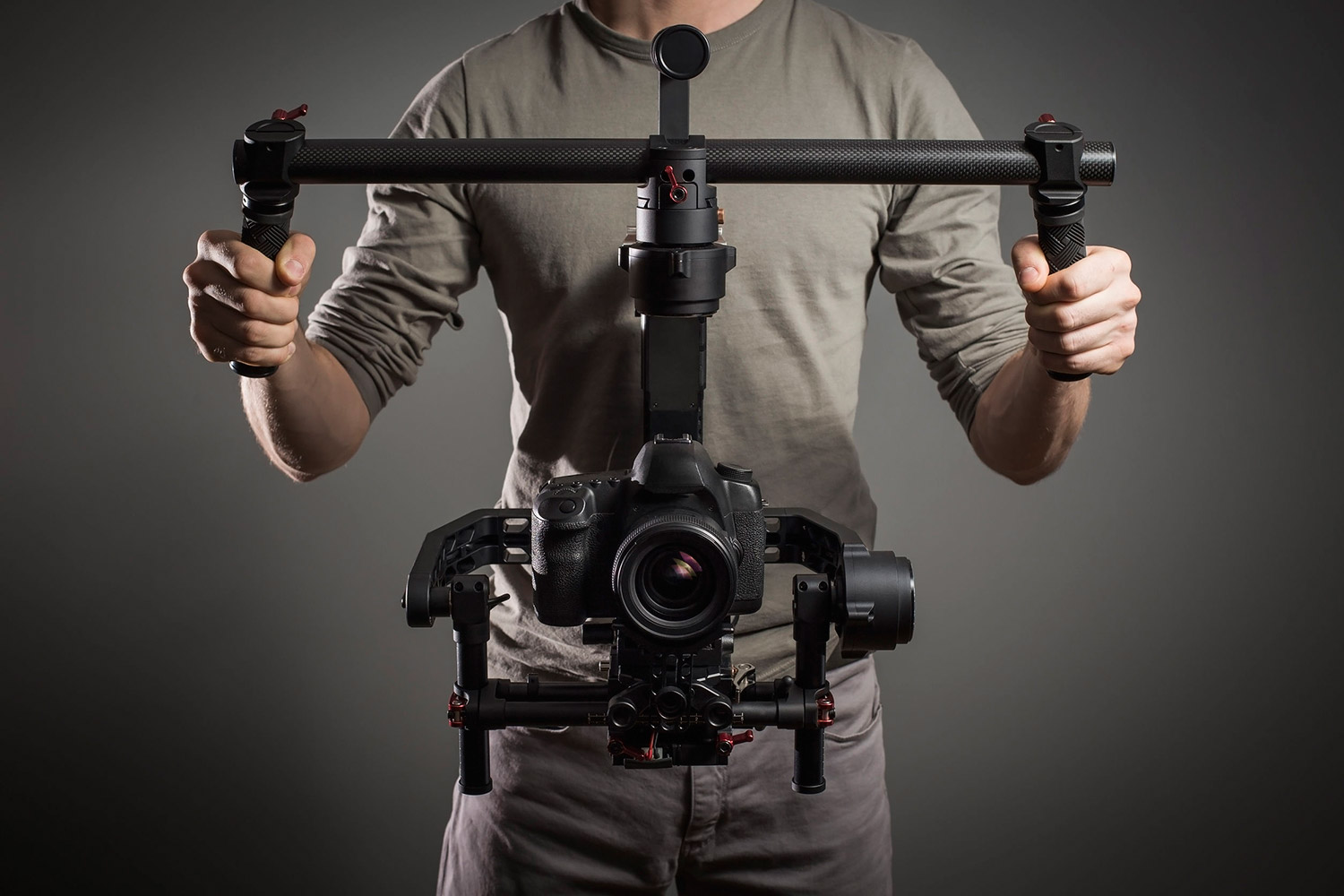 How To Build A Diy Camera Gimbal For Your Dslr Digital Trends