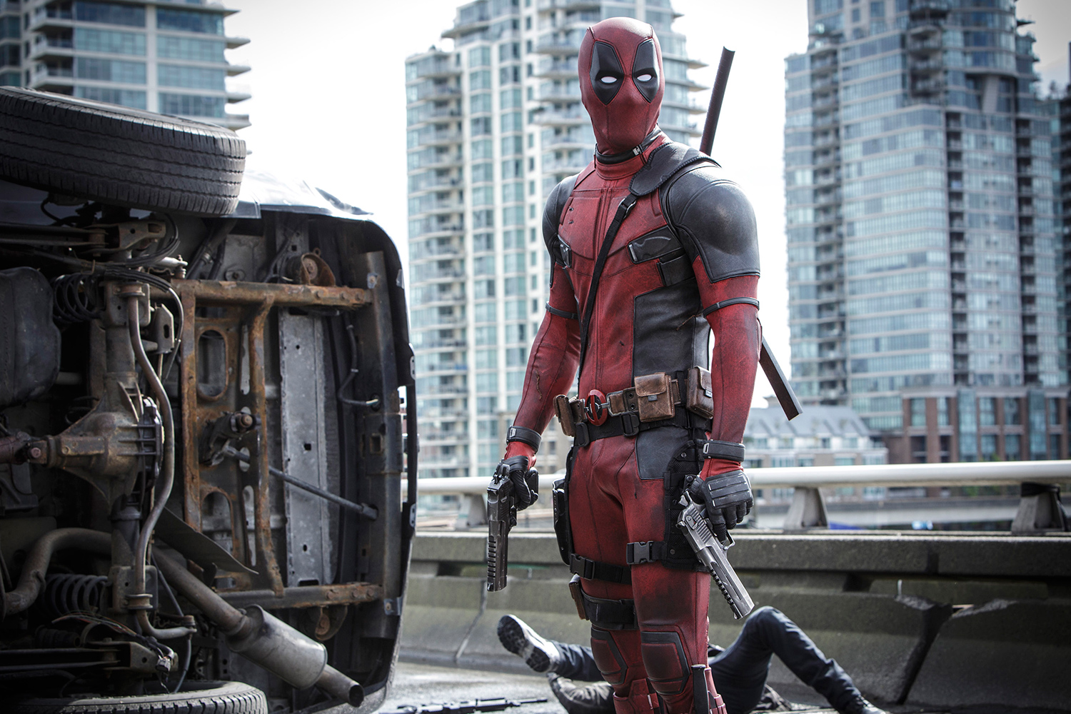 Deadpool animated series heads to the small screen via for Deadpool show