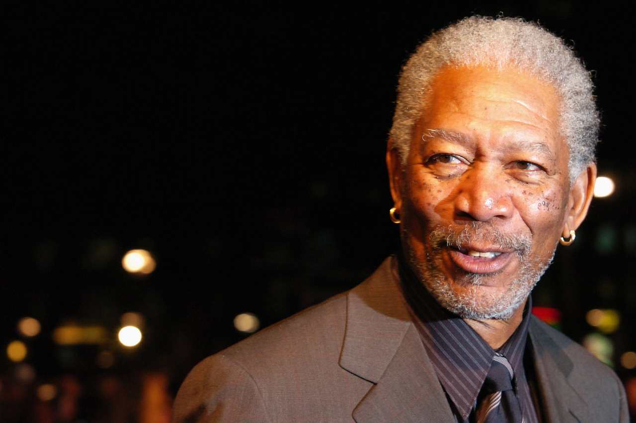 Science Explains Why You Love Morgan Freeman's Voice