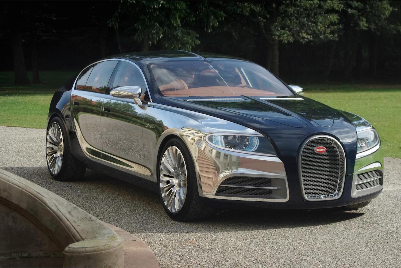 Dieselgate Be Darned Bugatti May Build A Super Sedan After All
