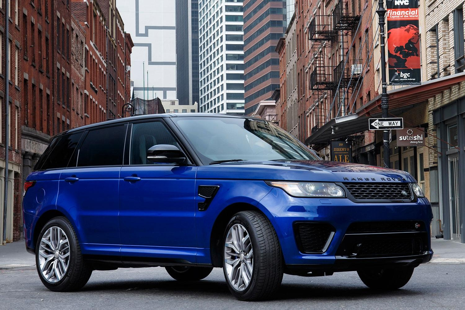 land rover s first crossover coupe may also be the company s first ev. Black Bedroom Furniture Sets. Home Design Ideas
