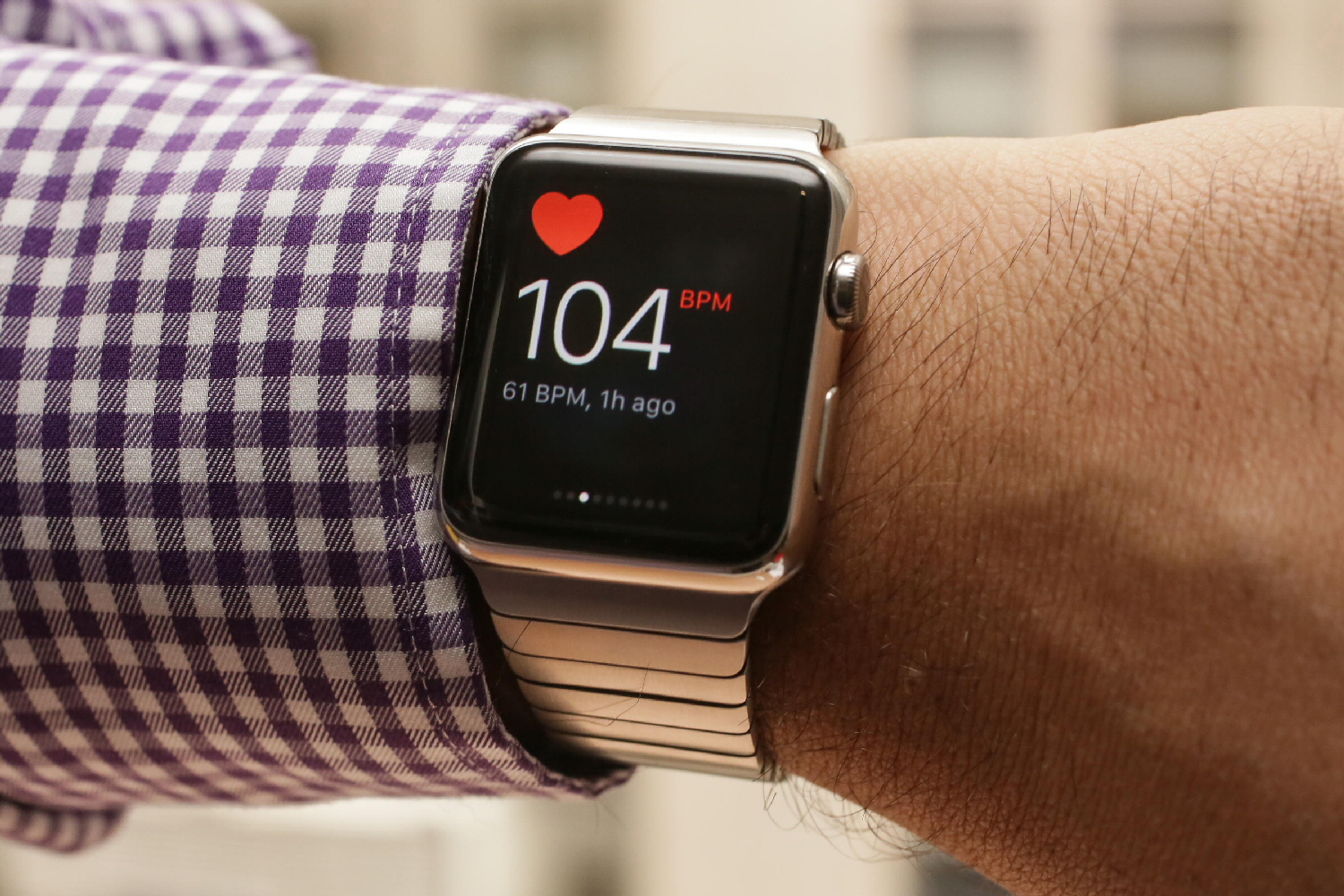Test For Heart Attack >> This man suffered a serious heart attack, and his Apple Watch saved his life