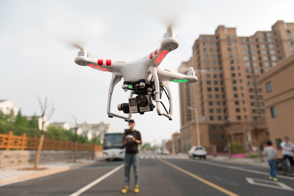 FAA relaxes certain drone regulations, letting quadcopters ...