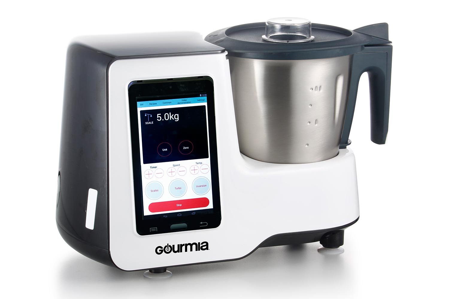 Smart Home Coffee Maker : Gourmia s coffee maker will make any kind of single-cup capsule you throw at it