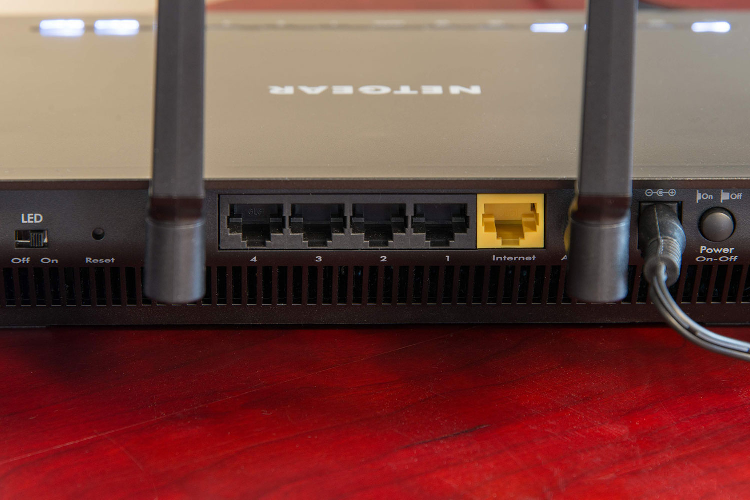 Your Netgear Router May Expose Your Password If You Don T