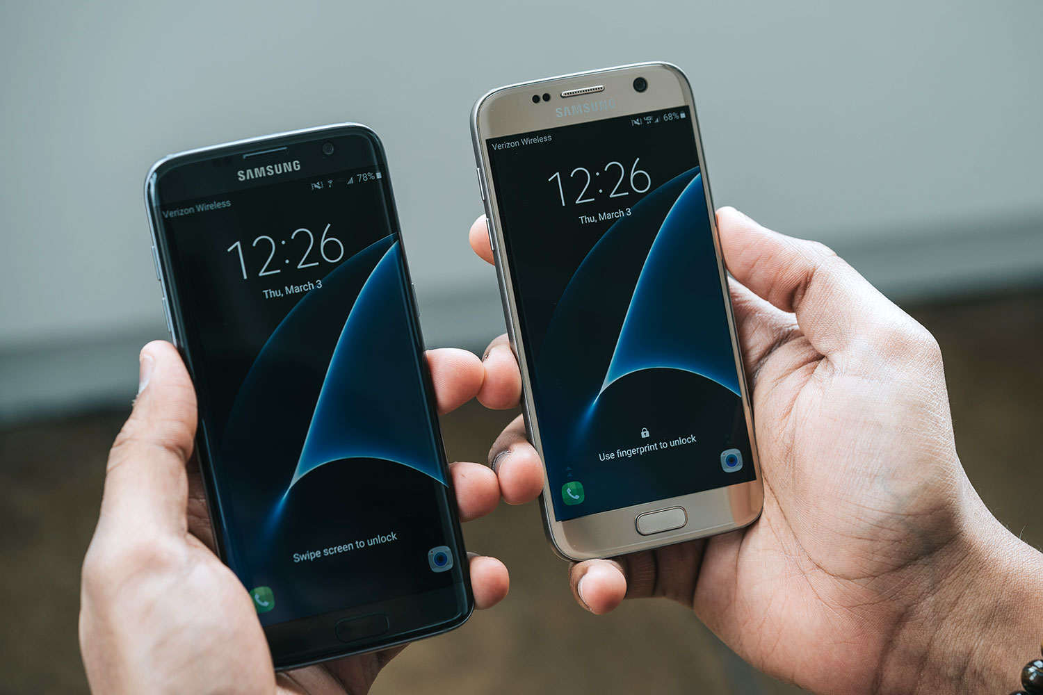 the galaxy s7 did what the s6 couldn t do dethrone the s5 as the best smartphone. Black Bedroom Furniture Sets. Home Design Ideas