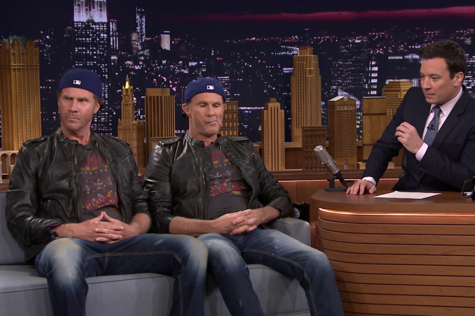 celebrity doppelg ngers will ferrell and chili peppers
