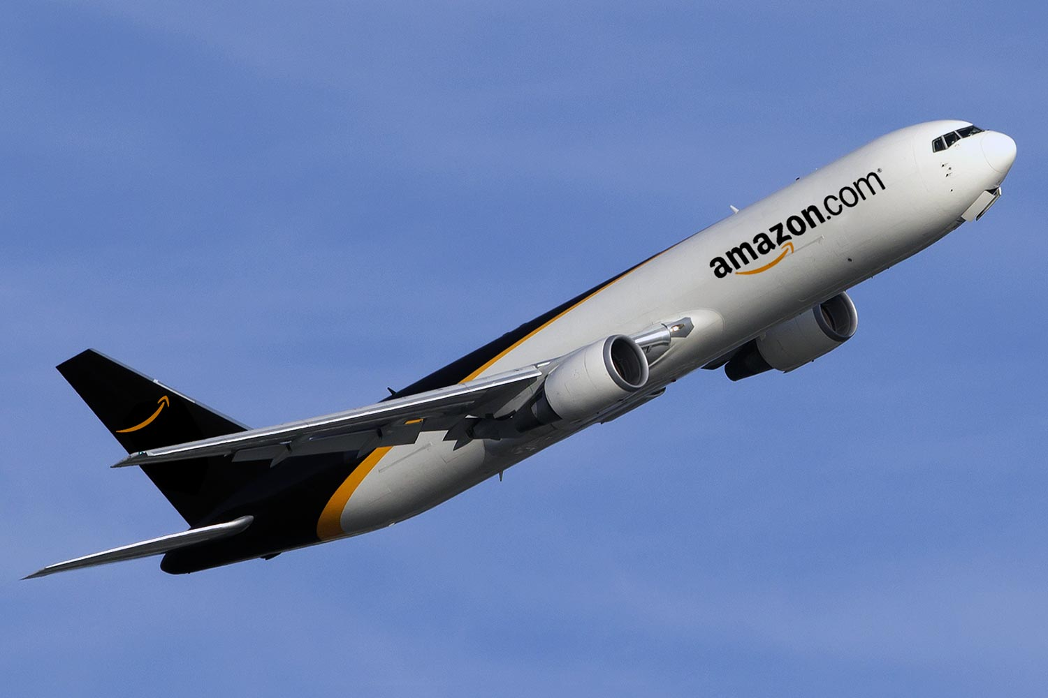 Amazon Is Leasing A Fleet Of 20 Boeing Cargo Planes To
