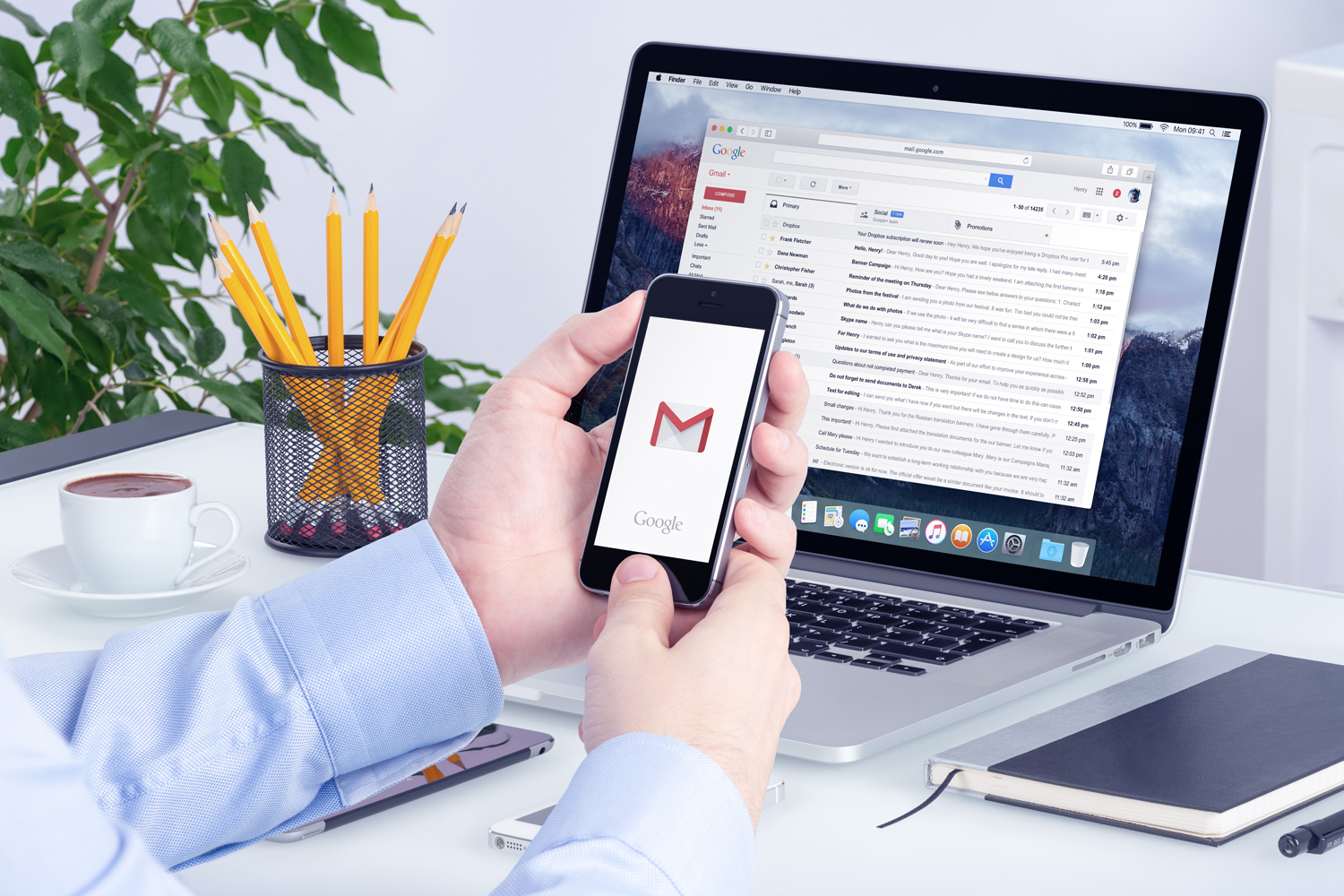 Gmail S Upcoming Responsive Features Will Resize Emails To