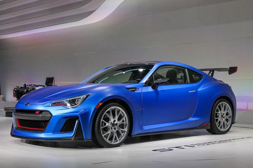 Subaru may go big on a BRZ-based hybrid, mid-engined, all-wheel drive sports car