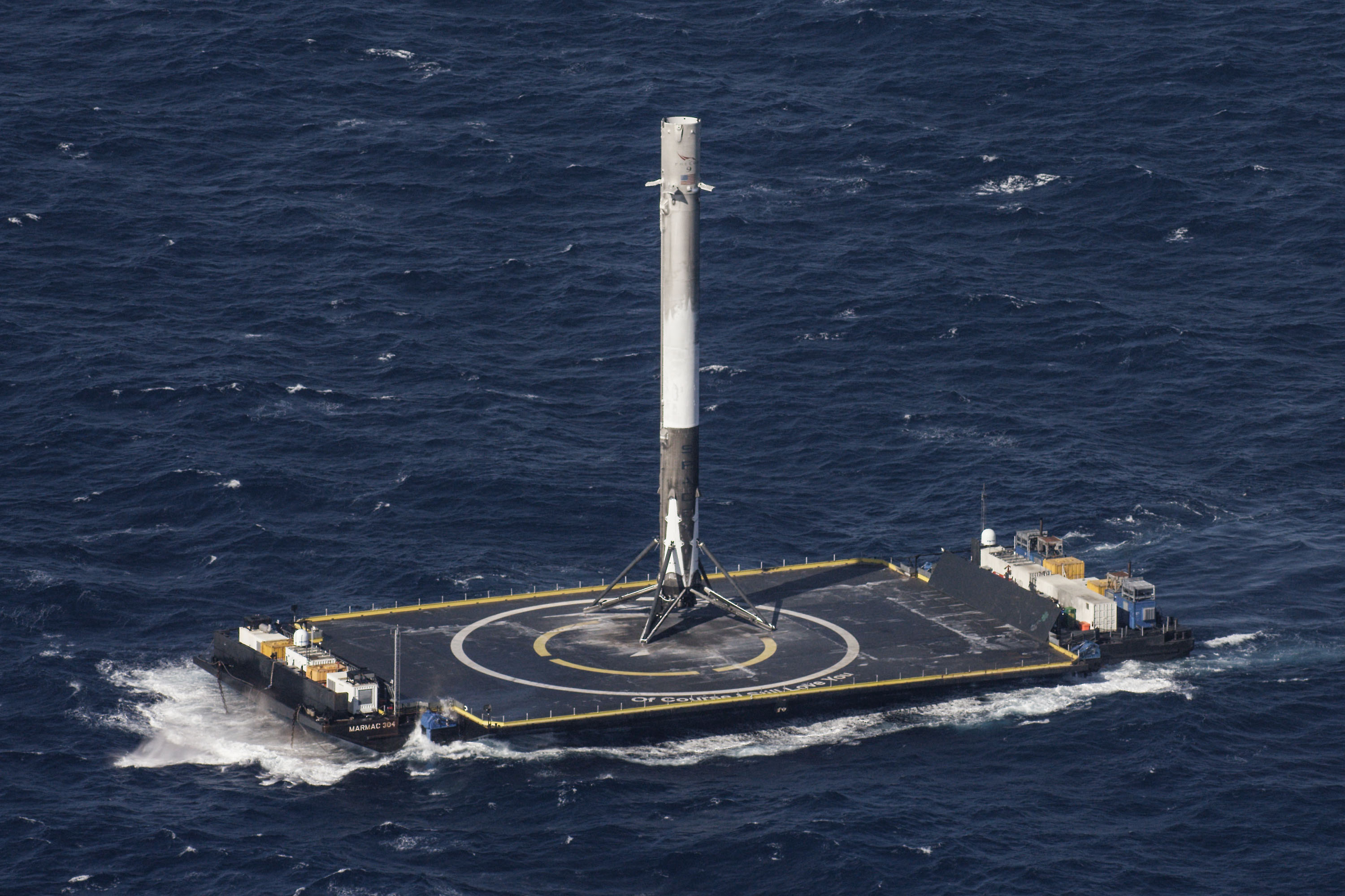 SpaceX is getting ready to actually reuse one of its ...