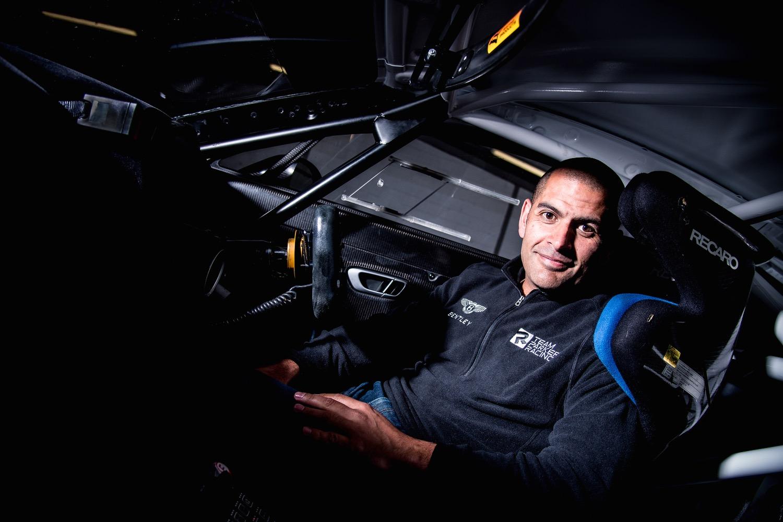 Top Gear host Chris Harris will race for Bentley