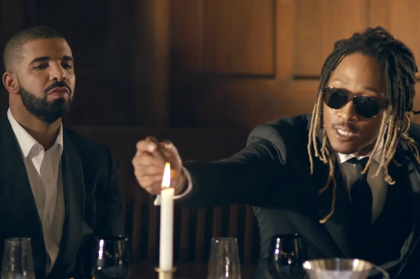 Drake And Future Together Again For Blockbuster Summer