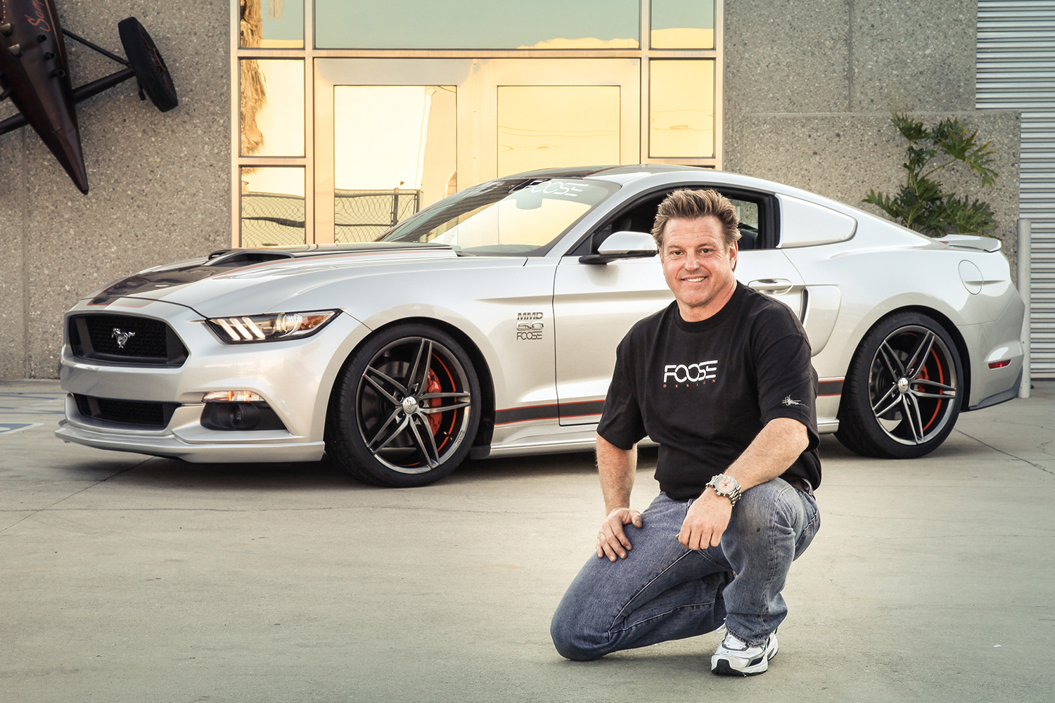 Chip Foose Custom Car Designer Interview Digital Trends